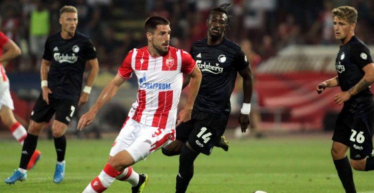 'KRC Genk doet zaken met Rode Ster Belgrado en haalt Degenek'