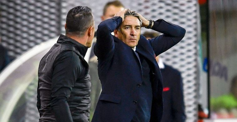 'Commotie in Wallonië dat Standard en Charleroi geen uitstel kregen dit weekend'