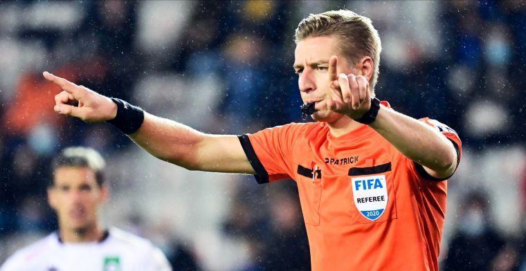 Referee Department geeft Cercle gelijk: 'Verdiende strafschop tegen Club Brugge'