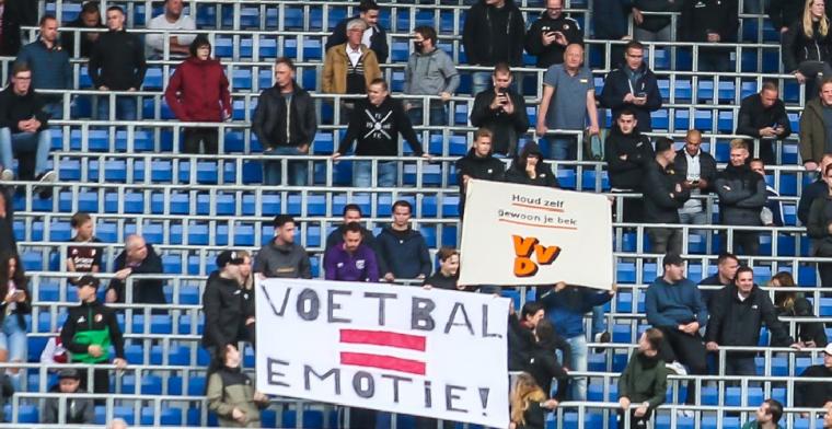 Feyenoord reageert ontstemd, 'KNVB gaat clubs om 17.00 uur inlichten'