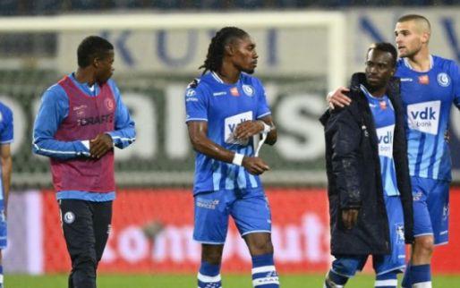 Afbeelding: LIVE: Droom van KAA Gent lijkt over, Dynamo Kiev via strafschoppen op 2-0 en 3-0