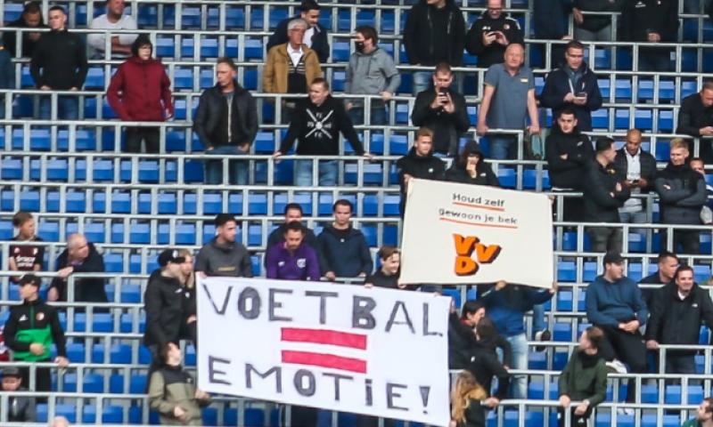 Afbeelding: 'Feyenoord heeft in z'n eigen vlees gesneden, een voorsprong op de toekomst'