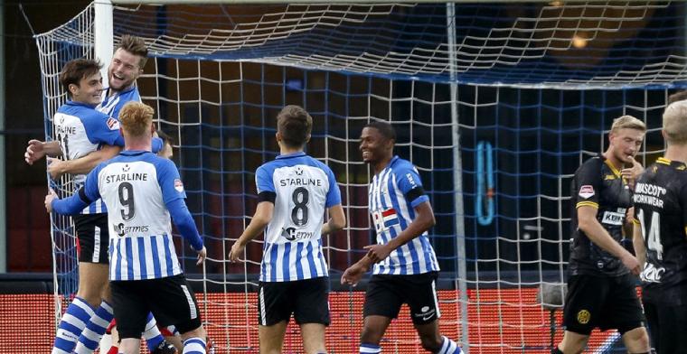 Eindhoven vecht zich na knotsgekke openingsfase terug en scoort in laatste minuut