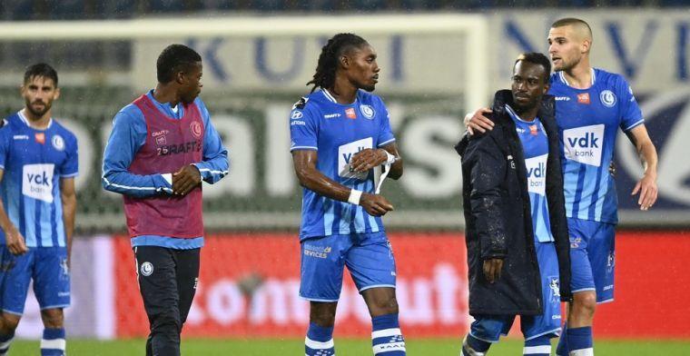 LIVE: Droom van KAA Gent lijkt over, Dynamo Kiev via strafschoppen op 2-0 en 3-0