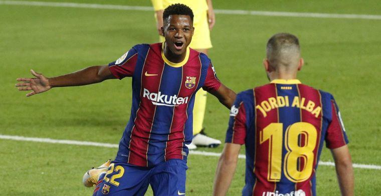 'Volgende clausule-soap voor Barça: optie in contract van Fati ongeldig'