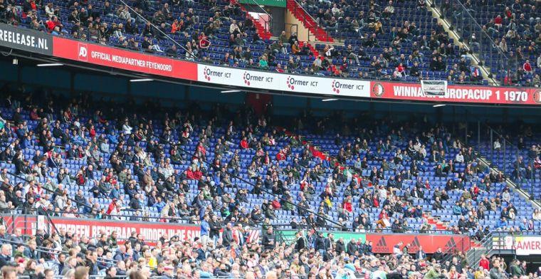 Feyenoord-arts Van Eijck noemt resultaten 'veelbelovend': 'Onwaarschijnlijk laag'