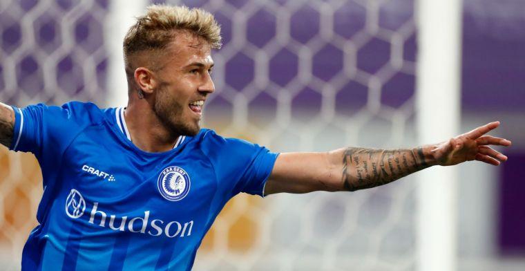 Dorsch legt uit waarom hij Bayern verliet en uiteindelijk voor KAA Gent koos