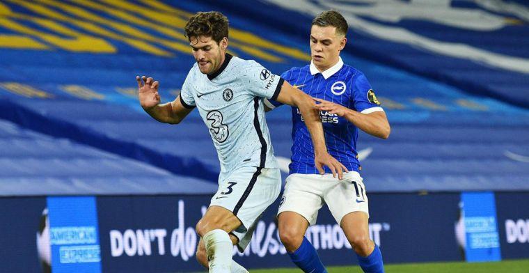 'Chelsea-schlemiel kijkt tweede helft tegen West Brom in bus: Lampard woedend'
