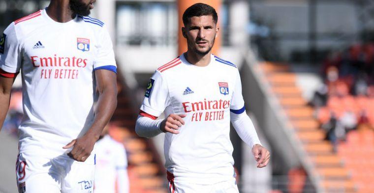 'Lyon dreigt smaakmaker te verliezen: middenvelder wil naar Arsenal'