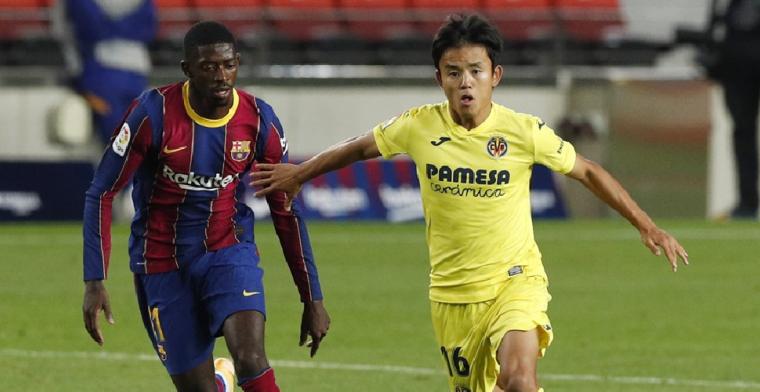 'Dembélé dicht bij miljoenendeal Man United, Memphis op weg naar Barcelona'