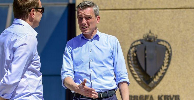 Ex-scheidsrechtersbaas Verbist uit kritiek na gebrek aan communicatie van PRD