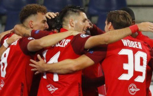 Afbeelding: Gevaar op coëfficiëntenranglijst: Oostenrijk nadert Nederland na CL-plek Salzburg