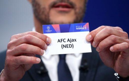 LIVE: Loting voor groepsfase Champions League met Ajax (gesloten)