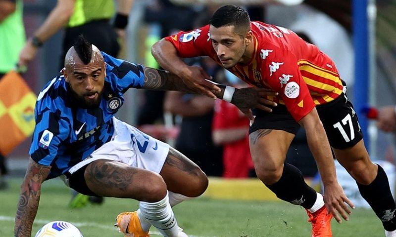 Afbeelding: Aanvallend ingesteld Inter noteert vijfklapper en is nog steeds foutloos