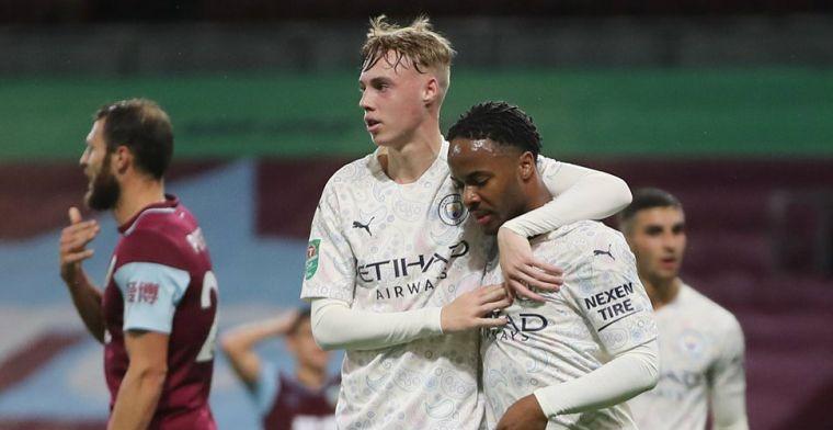 Veredeld oefenpotje Man City tegen Burnley in League Cup: Torres maakt zijn eerste