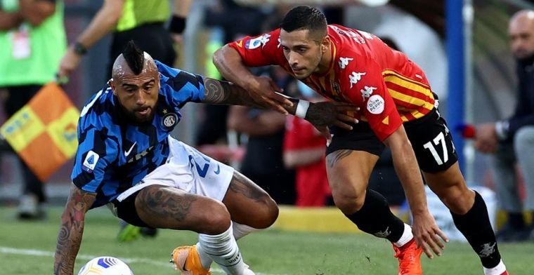 Aanvallend ingesteld Inter noteert vijfklapper en is nog steeds foutloos