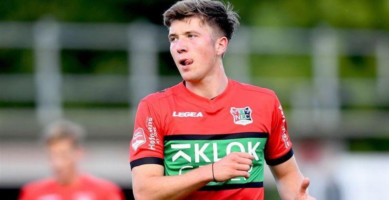 Willem II hoopt op herhaling van Trésor-scenario: NEC-talent wordt gehuurd