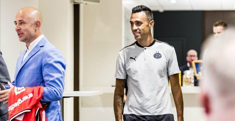 Zahavi bij PSV-selectie voor EL-duel met Rosenborg, meespelen aanwinst nog onzeker