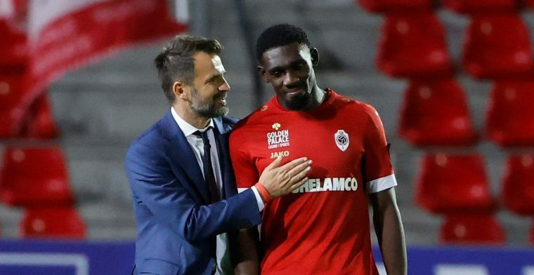 """Leko staat voor keerpunt Antwerp: """"KV Mechelen is meest cruciale match"""""""