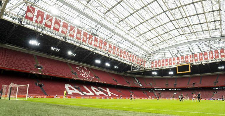 Transfers Ziyech en Van de Beek helpen niet: Ajax verwacht verlies in 2021