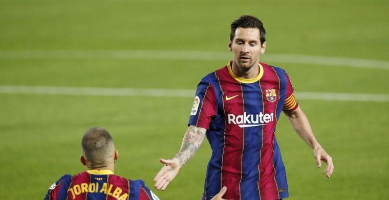 Messi begraaft de strijdbijl bij Barcelona: 'Wil einde maken aan deze situatie'