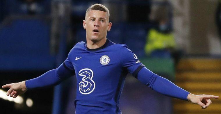 Barkley maakt stap in Premier League en verlaat Chelsea op huurbasis