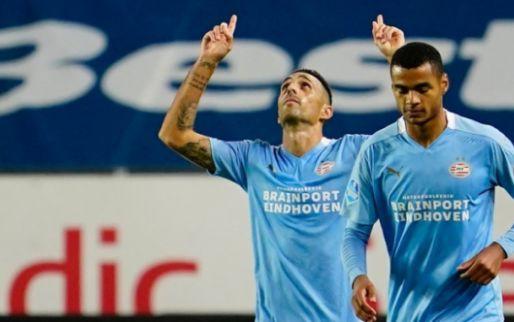 Afbeelding: Zahavi loodst PSV naar groepsfase: Nederland met vier clubs in Europa
