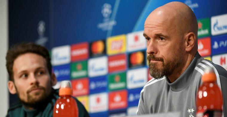 LIVE: Persconferentie Ten Hag over Champions League-loting (gesloten)