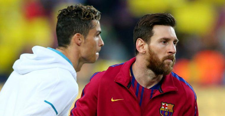 Twee krakers op komst: Messi treft Ronaldo tijdens Champions League-groepsfase