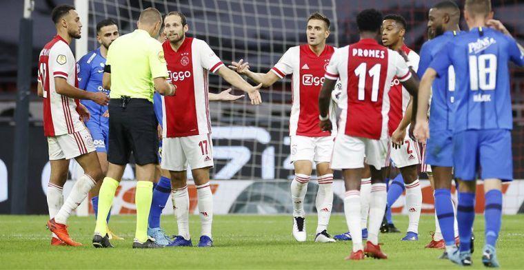 'Ajax-factor zorgt voor irritatie en jaloezie bij andere topclubs in Nederland'