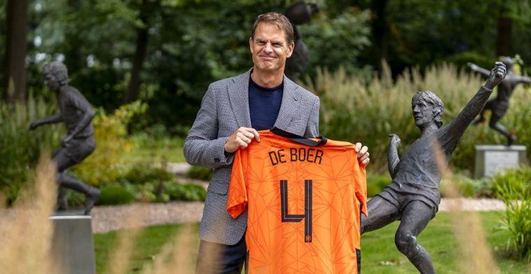 'Definitieve Oranje-selectie puilt uit: De Boer roept dertig spelers op'