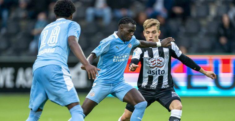 PSV'er Bruma kan met Olympiakos Piraeus de Champions League in