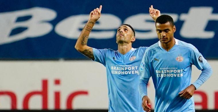 Zahavi loodst PSV naar groepsfase: Nederland met vier clubs in Europa