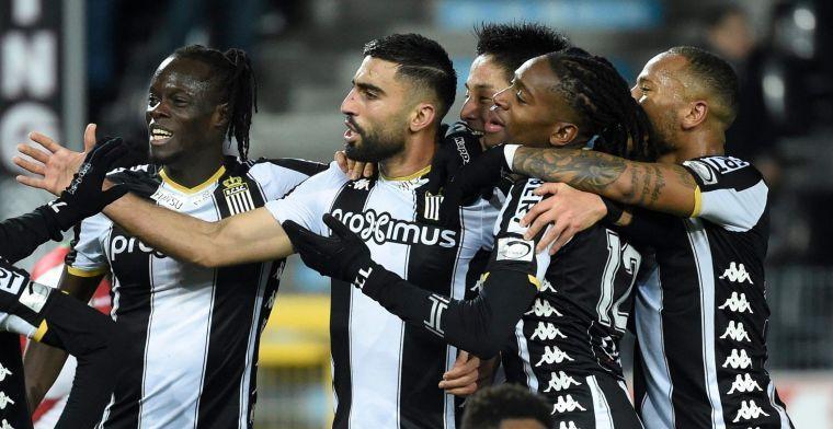 OPSTELLING: Charleroi neemt het op tegen Lech Poznan in de Europa League