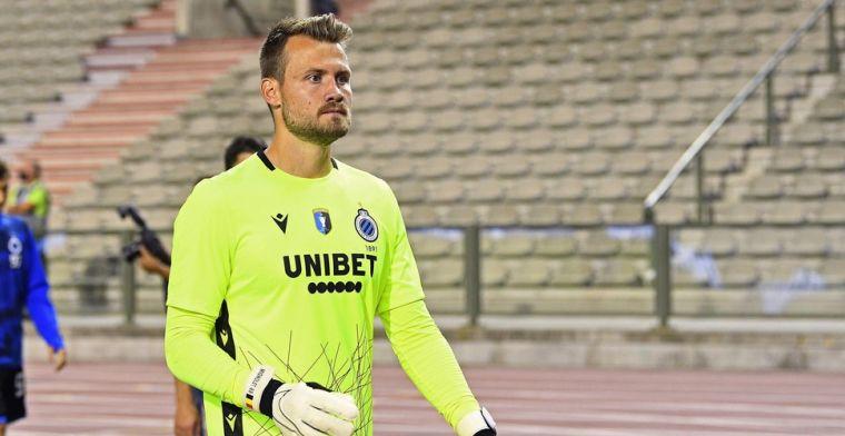 'Na Vanaken kon ook Mignolet vertrekken, Club Brugge zei meteen nee'