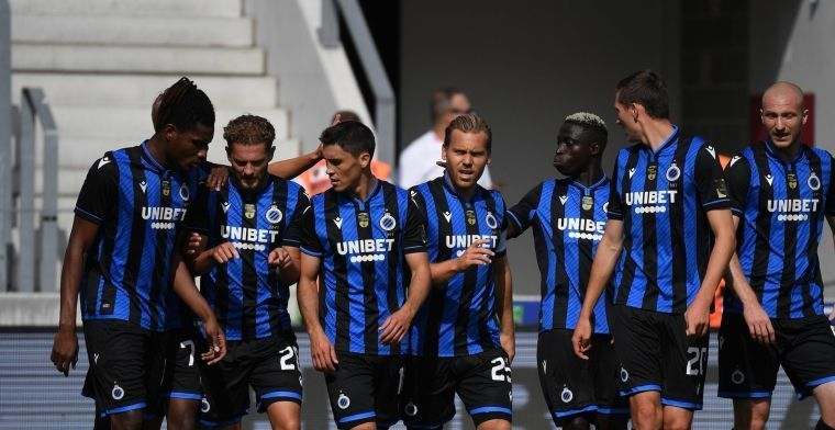 Club Brugge krijgt haalbare loting in de Champions League