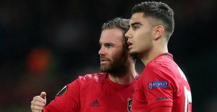 Update: Solskjaer zwaait Pereira uit: United verhuurt Braziliaan aan Lazio
