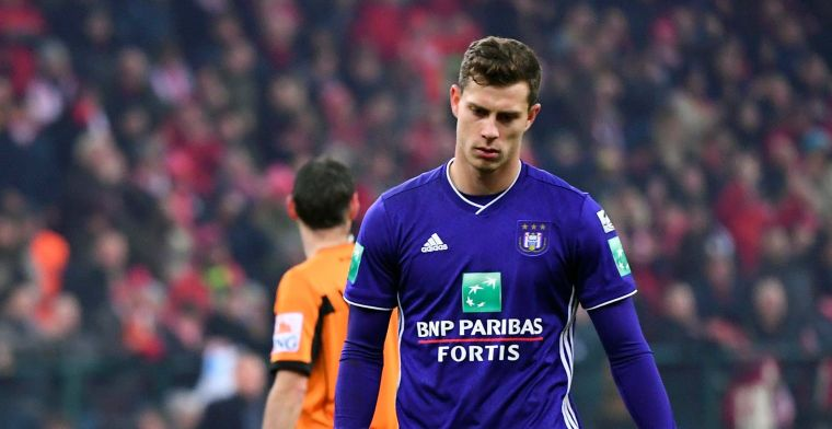 OFFICIEEL: James Lawrence verlaat RSC Anderlecht definitief