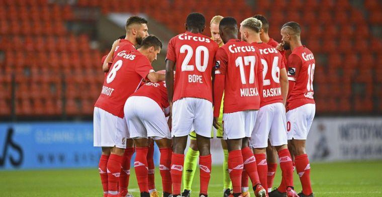 Standard kan scheve situatie rechtzetten en plaatst zich voor de Europa League