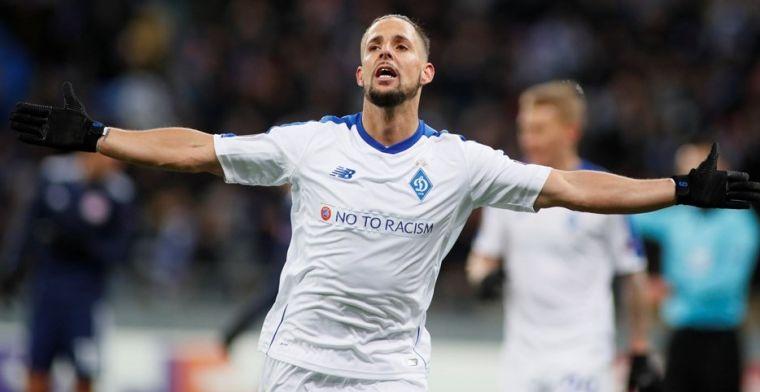 Willem II-held Sol verlaat Dinamo Kiev en verkast tijdelijk naar zijn thuisland