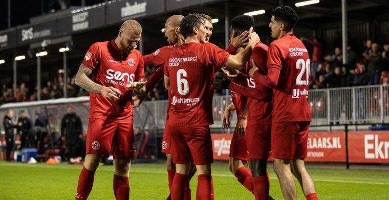Almere City doet zaken met Newcastle en huurt Deens jeugdinternational