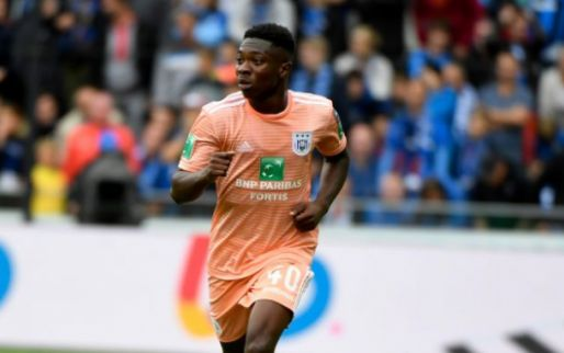 Afbeelding: 'Amuzu onderhandelt met Duitse club, Anderlecht vindt bod niet hoog genoeg'
