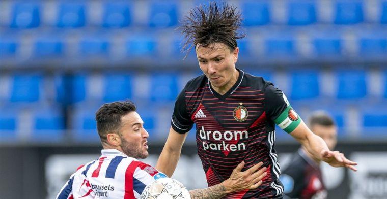 'Ik ga alleen weg bij Feyenoord voor een club waarvan ik vind dat het bij me past'
