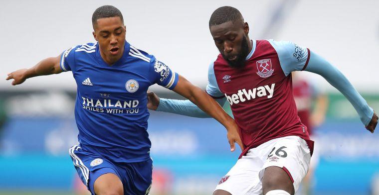 Tielemans en Castagne gaan op eigen veld zwaar onderuit met Leicester City