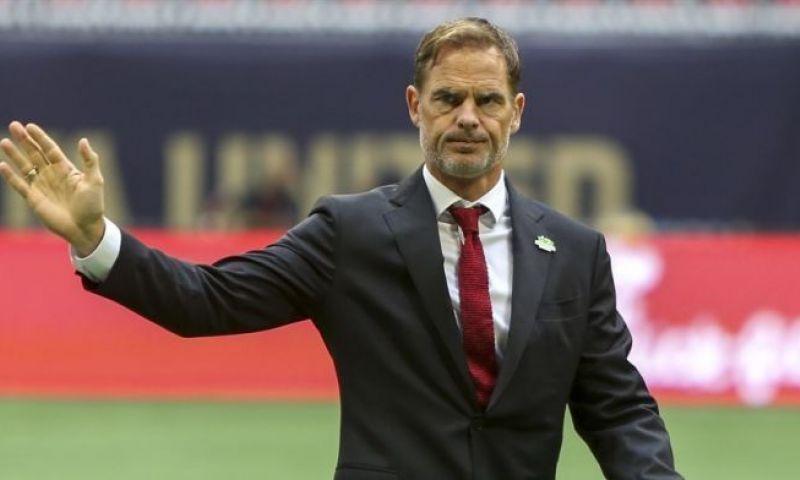 Afbeelding: 'Atlanta-spelers juichten na hattrick Lucas Moura tegen Ajax vanwege De Boer'