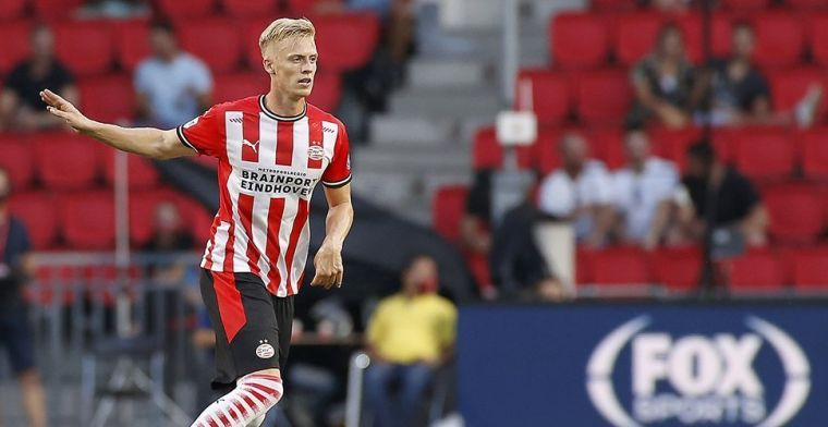 'Plottwist bij PSV: transfer van Baumgartl naar Fulham gaat niet door'