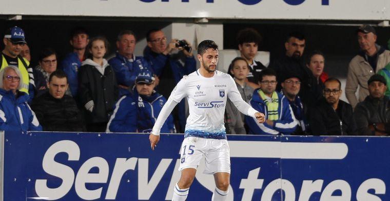 OFFICIEEL: Standard strikt aanvallende middenvelder van Nice