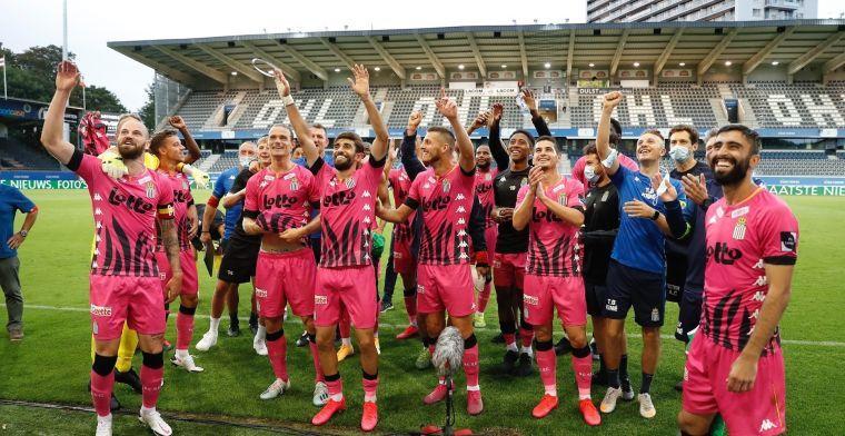 OFFICIEEL: Charleroi vindt meteen vervanger voor Busi in Jupiler Pro League