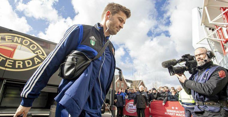 'Van der Heijden kan drie maanden na Feyenoord-breuk in Eredivisie blijven'