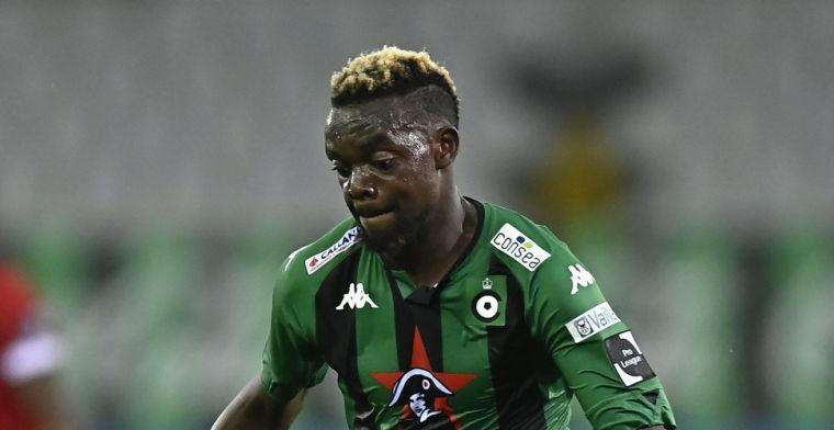 OFFICIEEL: Antwerp vindt nieuwe spits, Mbenza verlaat Cercle Brugge